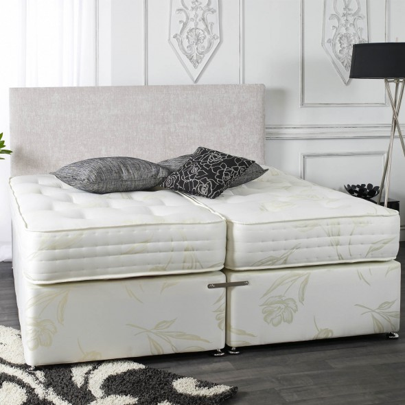 Executive divan bed bf beds cheap beds leeds for Cheap divans with mattress