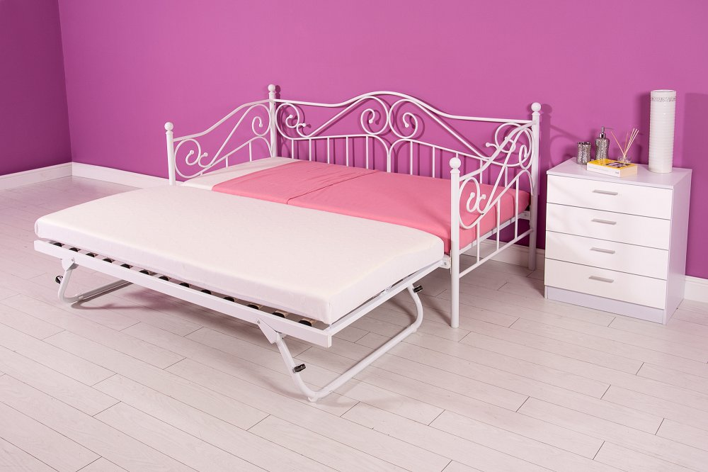 Madison Day Bed Plus Trundle New To Bf Beds Leeds