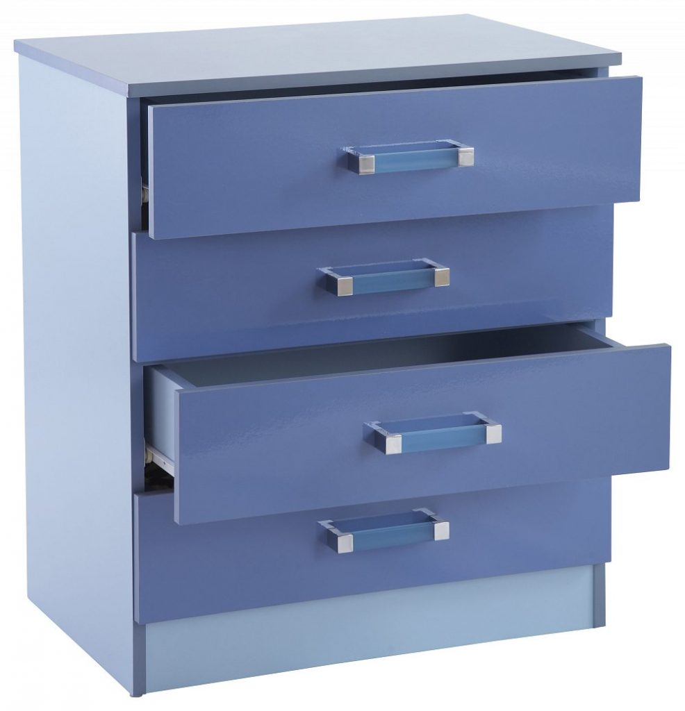 Ottawa 4 drawer chest bf beds leeds cheap beds leeds for Cheap divans with drawers
