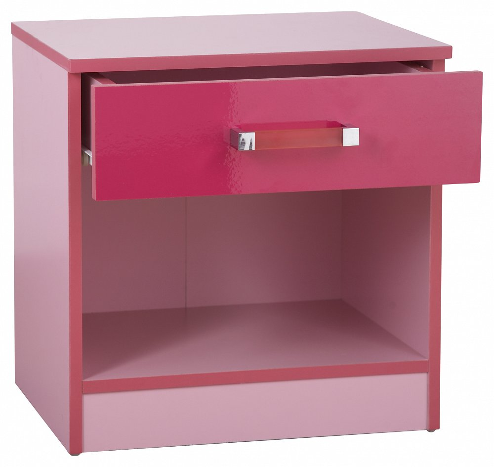 Ottawa 1 Drawer Bedside Table Bf Beds Leeds Cheap Beds Leeds