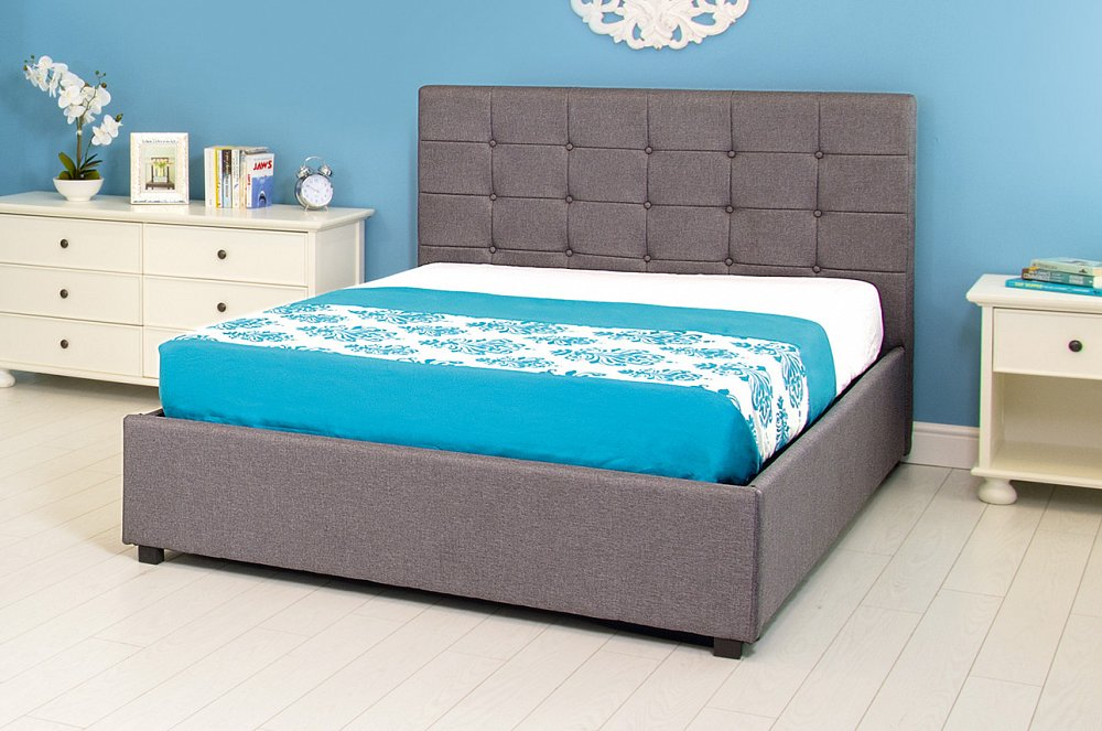 Cheap Ottoman Double Beds With Mattress Included