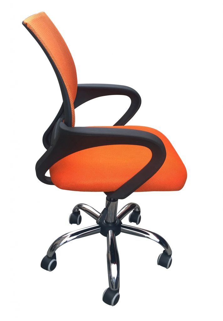 Tate Office Chair Orange Side Bf Beds Leeds Cheap