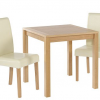 lpd oakridge small table cream chair