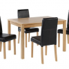 oakridge med table 4 chairs