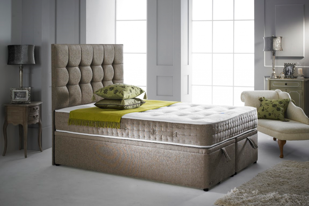 Panache Ottoman bed new to BF Beds Cheap beds leeds