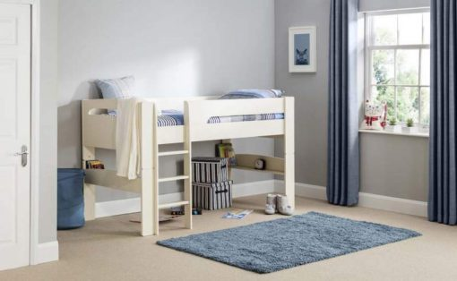 Pluto Cabin Bed Plain Roomset