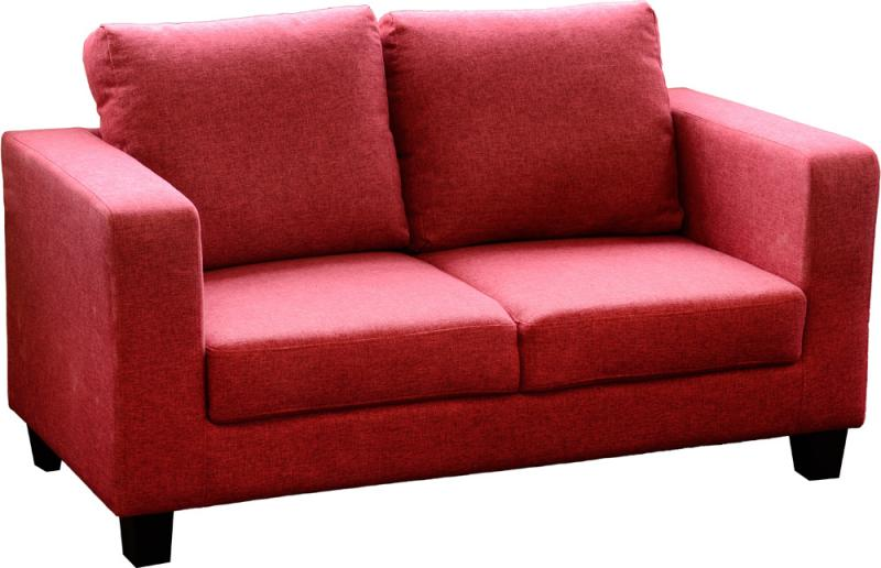 Red 2 Seater Sofa Functionalitiesnet