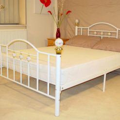 Skyline Metal Bed